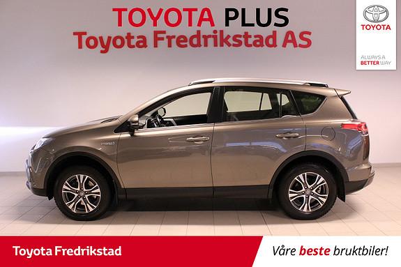 Toyota RAV4 Hybrid AWD Active S  2016, 70746 km, kr 349000,-