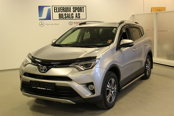 Toyota RAV4 Hybrid AWD Executive  2017, 49267 km, kr 399000,-