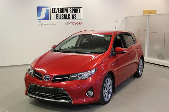 Toyota Auris 1,8 Hybrid E-CVT Active  2013, 98600 km, kr 139000,-