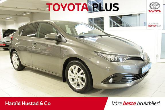 Toyota Auris 1,8 Hybrid E-CVT Active Sport SERVICEAVTALE 3 ÅR.  2018, 37643 km, kr 229000,-
