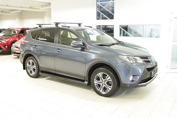 Toyota RAV4 2,2 D-4D 4WD Executive  2014, 91200 km, kr 274000,-