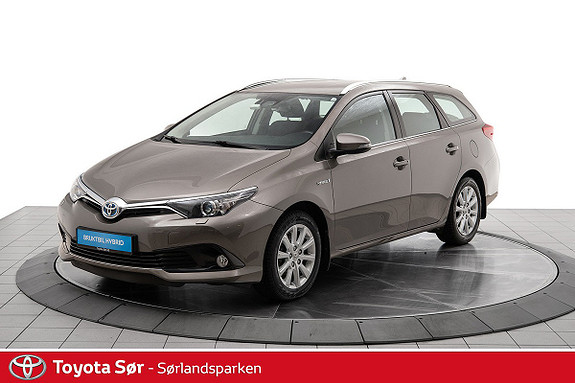 Toyota Auris Touring Sports 1,8 Hybrid Active  2016, 49 524 km, kr 215 000,-