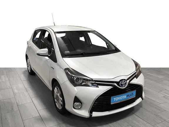 Toyota Yaris 1,5 Hybrid Active S e-CVT **VELHOLDT**RYGGEKAMERA  2016, 44650 km, kr 165000,-