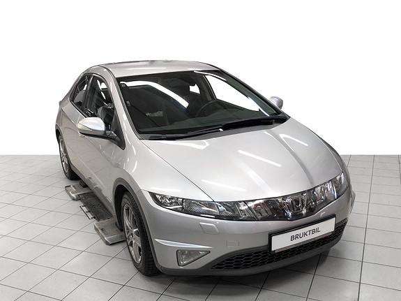 Honda Civic 1,8 Sport VELHOLDT**GARANTI**LAV KM*EU-OK JULI 2019  2009, 104000 km, kr 69000,-