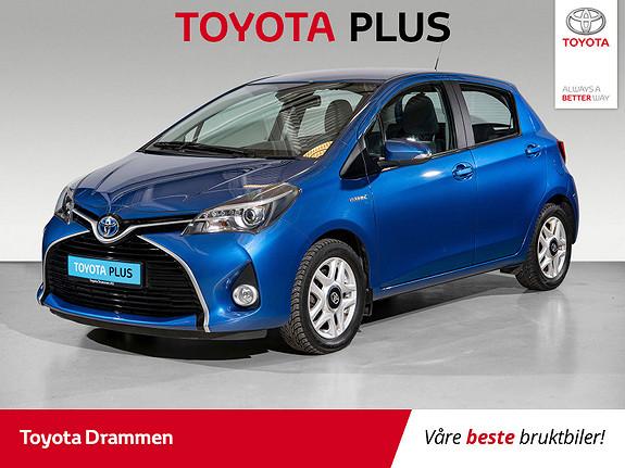 Toyota Yaris 1,5 Hybrid Active S e-CVT  2017, 27055 km, kr 169000,-
