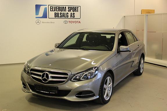 Mercedes-Benz E-Klasse E250 CDI 4Matic  2014, 99220 km, kr 399000,-