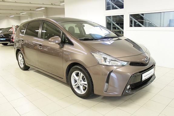Toyota Prius+ Seven 1,8 VVT-i Hybrid Executive Skyview  2016, 91883 km, kr 255000,-