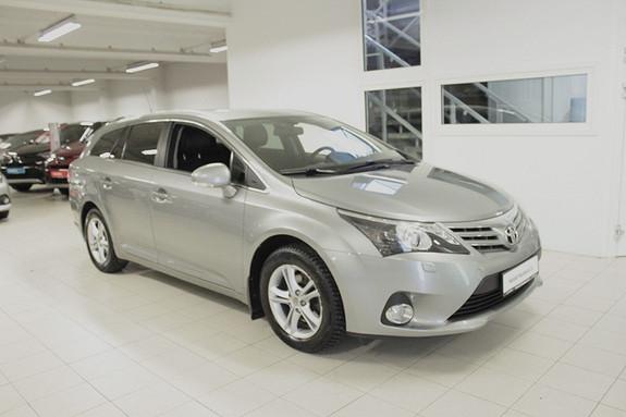 Toyota Avensis 1,8 147hk Adv. InBusiness 2.0 M-drive S  2014, 55520 km, kr 184000,-