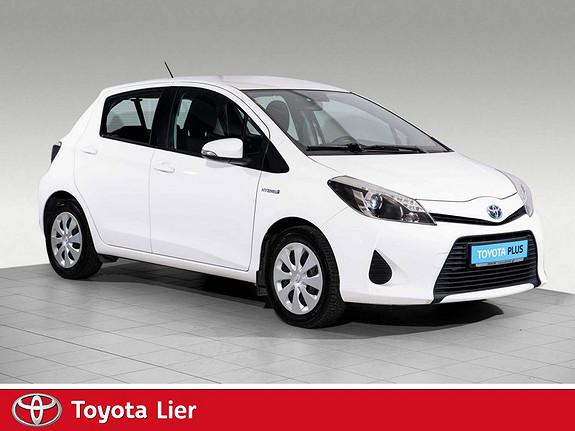 Toyota Yaris 1,5 Hybrid Active Navi, ryggekamera , se pris  2013, 139874 km, kr 99000,-
