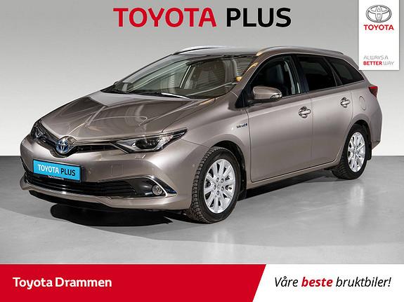 Toyota Auris Touring Sports 1,8 Executive  2016, 43325 km, kr 214000,-
