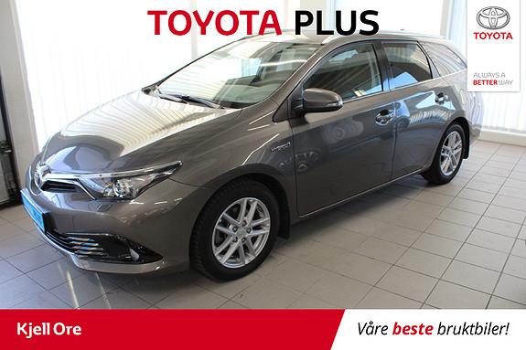 Toyota Auris Touring Sports 1,8 Hybrid Active Sport m/ Navi, DAB+  2018, 46618 km, kr 245000,-