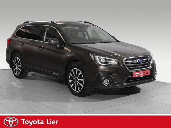 Subaru Outback 2,5i-S Sport Premium aut PEN BIL  2018, 13000 km, kr 469000,-