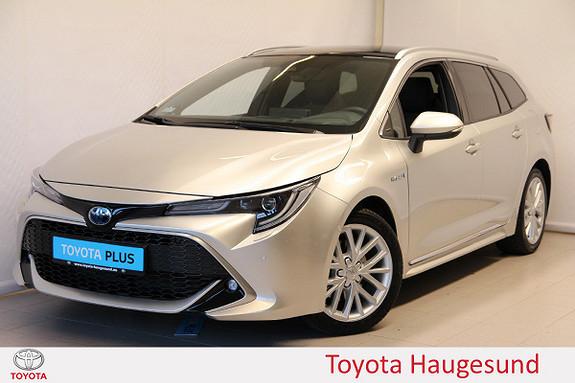 Toyota Corolla 2,0 Hybrid e-CVT Touring Sports Executive  2019, 8323 km, kr 410000,-