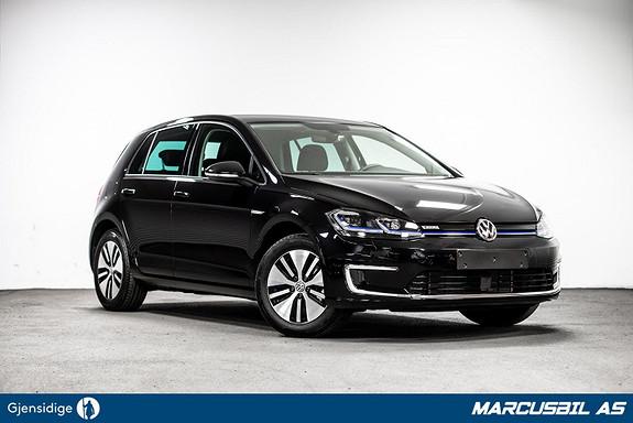 Volkswagen Golf E-Golf KEYLESS ACCESS, RYGGEKAMERA, 300KM, VINTERHJUL  2019, 50 km, kr 289999,- image