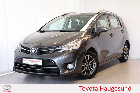 Toyota Verso 1,8 Advance 7 seter Multidrive S  2013, 83500 km, kr 199000,-