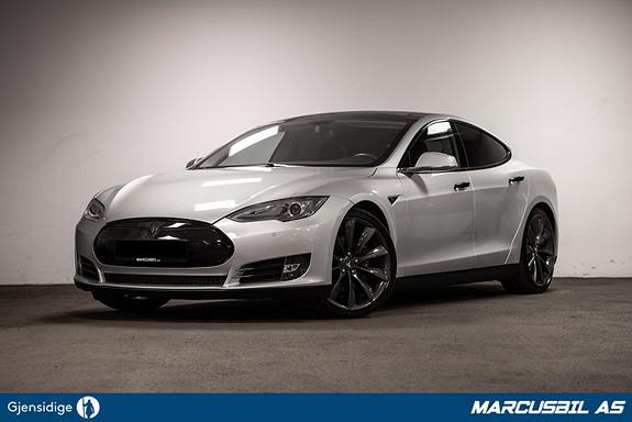 Tesla Model S P85+ LUFT/PANO/HIFI/VINTER/21