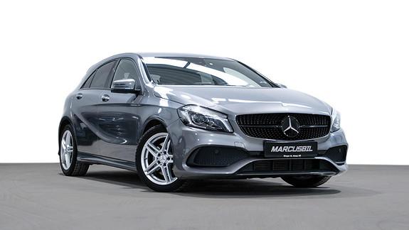 Mercedes-Benz A-Klasse 220 4-MATIC/AMG/184HK/WEBASTO/NORSK  2016, 64100 km, kr 279999,- image