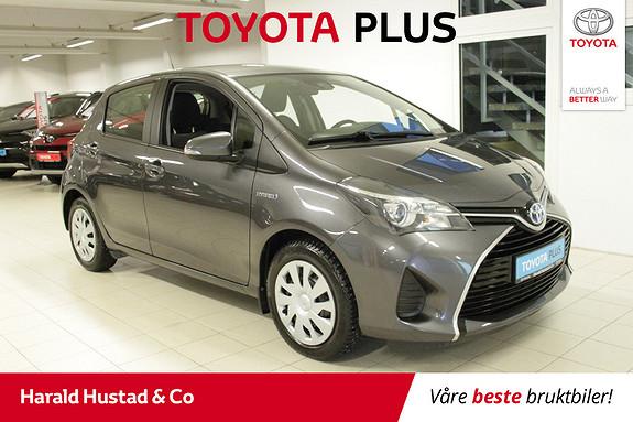 Toyota Yaris 1,5 Hybrid Active S e-CVT  2016, 48000 km, kr 159000,-