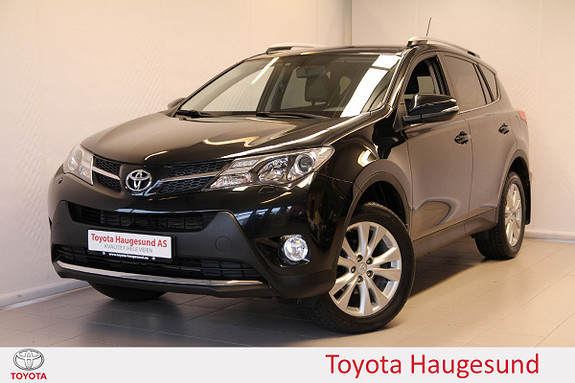 Toyota 2,2 D-4D 4WD Exective  2013, 95361 km, kr 249000,-