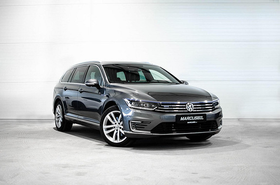 Volkswagen Passat GTE/NAVI/KROK/PANO/NY SERVICE  2017, 90500 km, kr 259999,- image
