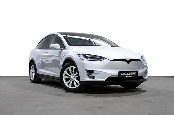 Tesla Model X 90D 5S/AP2/KROK/VINTER/GRATIS LADING  2017, 62000 km, kr 629999,- image