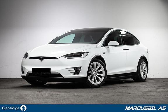 Tesla Model X 75D 6S/H.FESTE/2 ÅR UTVIDET GARANTI  2016, 86000 km, kr 559999,- image