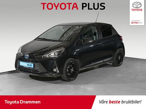 Toyota Yaris 1,5 Hybrid Y20+ e-CVT aut  2019, 13445 km, kr 226000,-