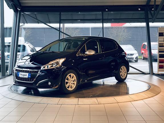 Peugeot 208 Allure 1,2 PureTech 110hk aut.  2015, 38700 km, kr 139000,-