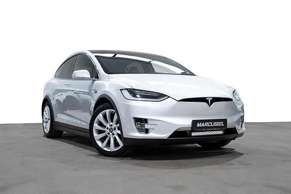 Tesla Model X 100D 6S/HIFI/VINTER/AP2/HENGERFESTE  2017, 31750 km, kr 759999,- image