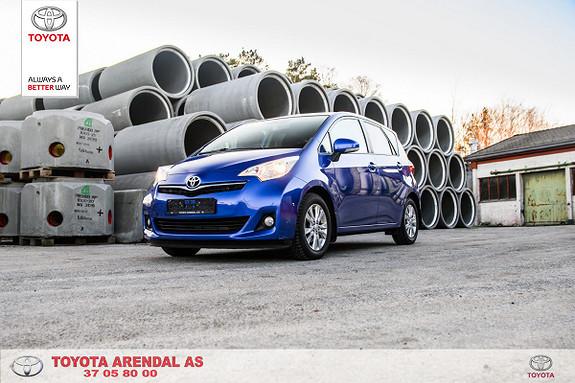 Toyota Verso-S 1,33 Elegant S&S Flott eksemplar  2011, 104200 km, kr 84000,-