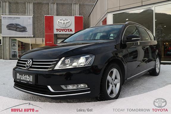 Volkswagen Passat 1,6 TDI 105hk BMT Business Edition DSG DAB+/Cruise/Weba  2015, 90100 km, kr 169900,-