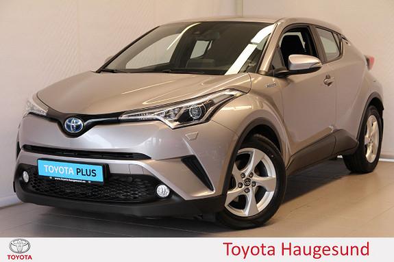 Toyota C-HR 1,8i Hybrid Active  2019, 7244 km, kr 309000,-