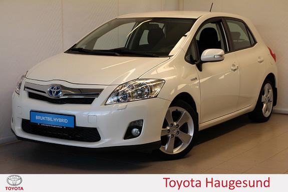 Toyota Auris 1,8 Hybrid Executive HSD  2012, 59182 km, kr 119000,-