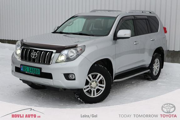 Toyota Land Cruiser LC 150 3,0 D-4D VX Aut //Webasto//Tectyl//  2012, 201600 km, kr 299000,-