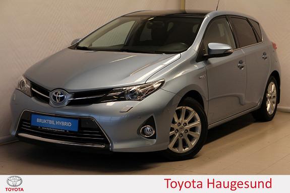 Toyota Auris 1,8 Hybrid E-CVT Executive  2013, 47668 km, kr 159000,-