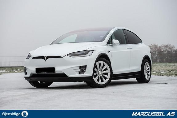 Tesla Model X 100D 7S/AP2.5/HIFI/VINTER/H.FESTE/NETFLIX  2018, 16520 km, kr 819999,- image