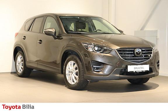 Mazda CX-5 2,0 160hk Optimum AWD aut Julekampanje,  2016, 58000 km, kr 319000,-