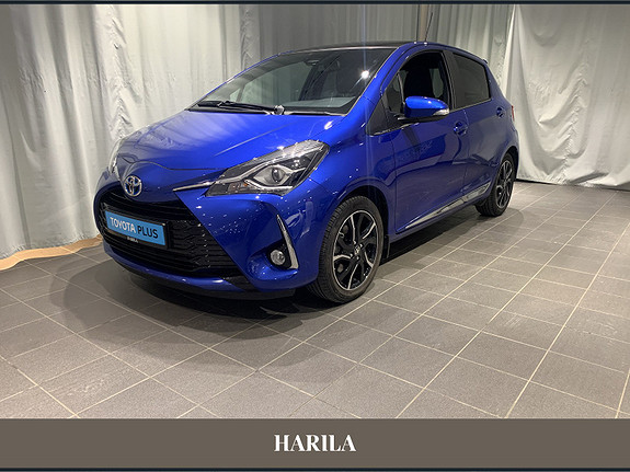 Toyota Yaris 1,5 Hybrid Style e-CVT aut  2018, 21248 km, kr 229000,-