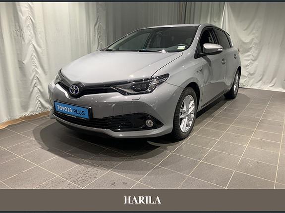 Toyota Auris 1,8 Hybrid E-CVT Sport Vision  2018, 25471 km, kr 259000,-