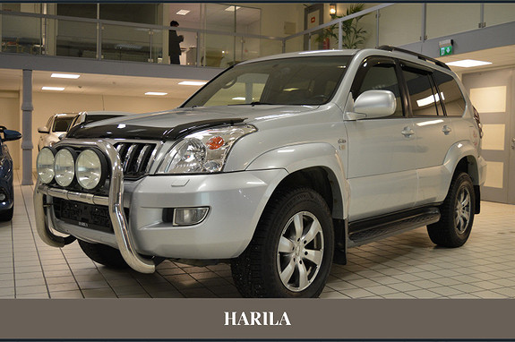 Toyota Land Cruiser 3,0 D-4D VX aut 7s  2005, 305217 km, kr 169000,-