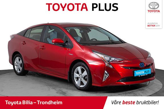 Toyota Prius 1,8 VVT-i Hybrid Active  2017, 27905 km, kr 229900,-