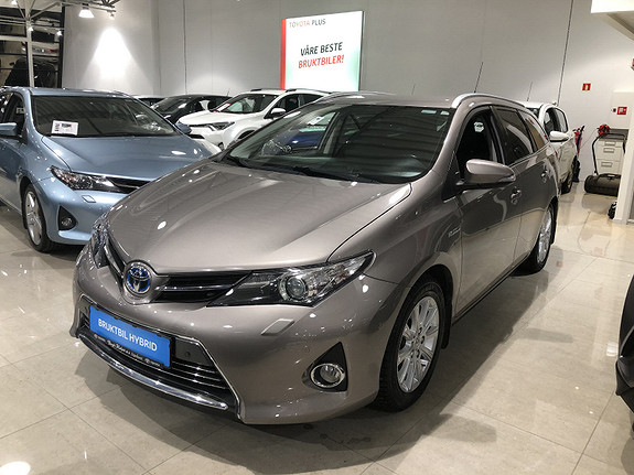 Toyota Auris Touring Sports 1,8 Hybrid Executive m/DAB+ & Navi  2014, 82 157 km, kr 159 000,-