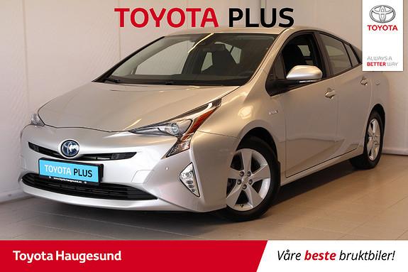 Toyota Prius 1,8 VVT-i Hybrid Executive  2018, 9565 km, kr 299000,-