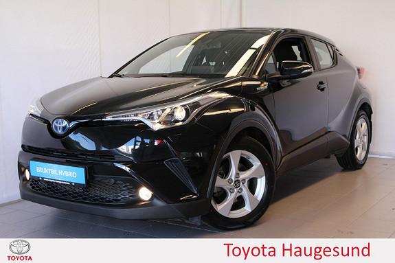 Toyota C-HR 1,8i Hybrid Active  2019, 8681 km, kr 309000,-