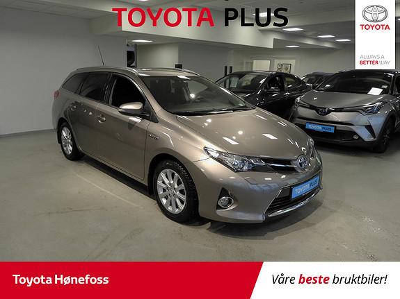 Toyota Auris Touring Sports 1,8 Hybrid Active+ ISO-Fix, Navi, Cruise  2015, 52655 km, kr 179000,-