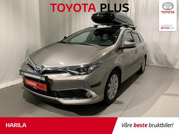 Toyota Auris 1,8 Hybrid E-CVT Executive  2015, 101301 km, kr 169000,-