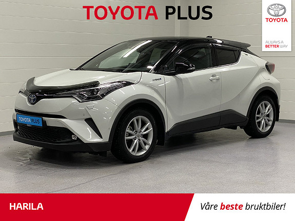Toyota C-HR 1,8i Hybrid Dynamic Tech  2017, 32360 km, kr 309000,-