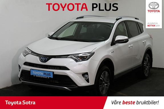 Toyota RAV4 Hybrid AWD Active Style  2018, 60536 km, kr 399000,-