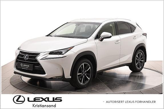 Lexus NX 300h Luxury  2017, 54000 km, kr 469000,-