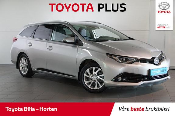 Toyota Auris Touring Sports 1,8 Hybrid Active Sport Julekampanje  2018, 49890 km, kr 229000,-